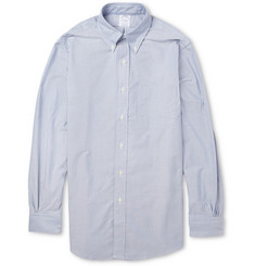 Brooks Brothers Button-Down Collar Cotton Oxford Shirt