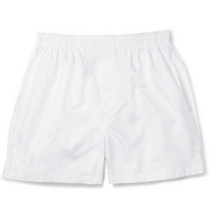 Brooks Brothers Cotton Oxford Boxer Shorts
