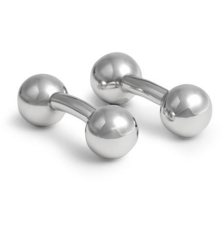 Brooks Brothers Sterling Silver Cufflinks