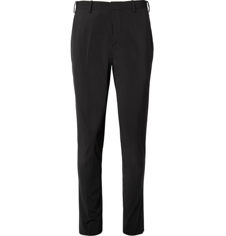 Neil Barrett Slim-Fit Techno Suit Trousers