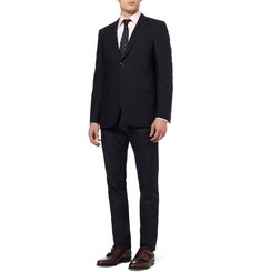 Canali Wool Travel Blazer
