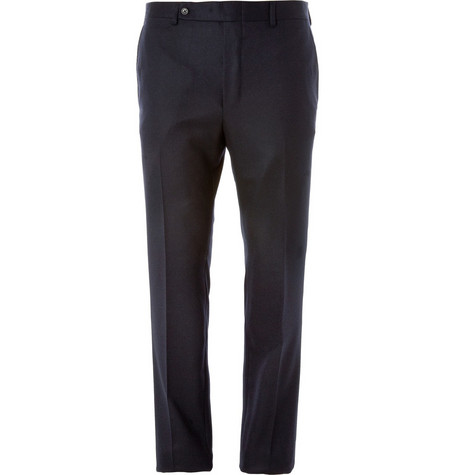 Yves Saint Laurent Wool Trousers
