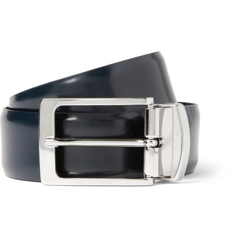 Etro Reversible Leather Belt