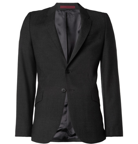 PS by Paul Smith Slim-Fit Woven-Wool Blazer