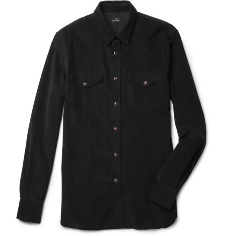 PS by Paul Smith Slim-Fit Corduroy Shirt