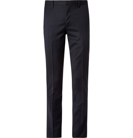 Paul Smith Slim-Fit Wool-Twill Suit Trousers
