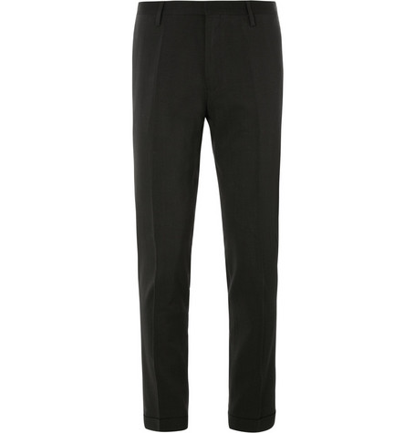 Paul Smith Slim-Fit Wool-Blend Suit Trousers