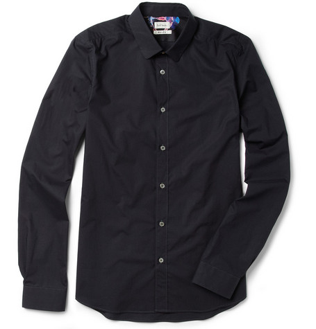 Paul Smith Slim-Fit Lightweight Cotton Shirt