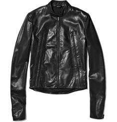 Maison Martin Margiela Leather Biker Jacket
