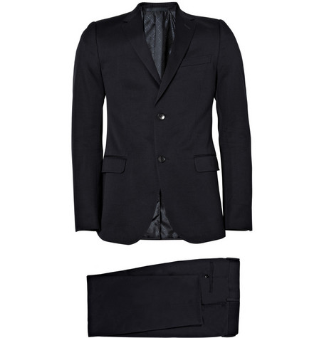 Gucci Monaco Two Button Suit