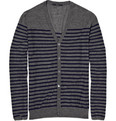 Gucci Cashmere Striped Cardigan
