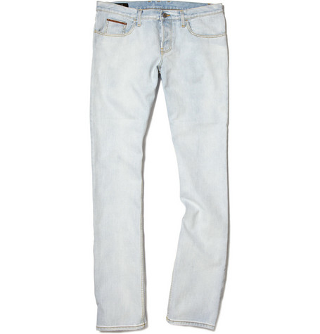 Gucci Bleached Wash Denim Jeans