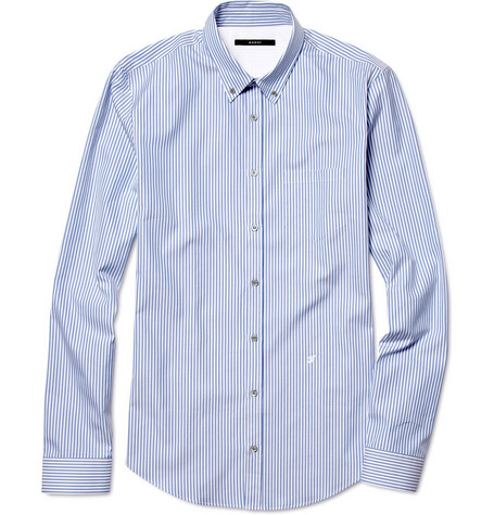Gucci Button Down Stripe Shirt