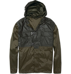 Alfred Dunhill Lightweight Waterproof Hooded Jacket