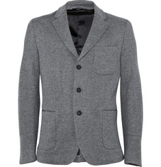 Dunhill Unlined Wool Blazer