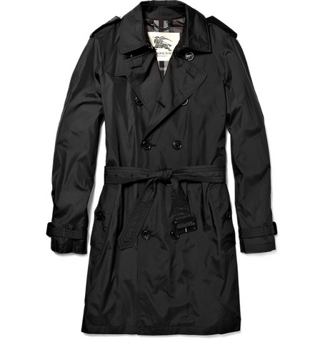 Burberry London Packaway Trench Coat