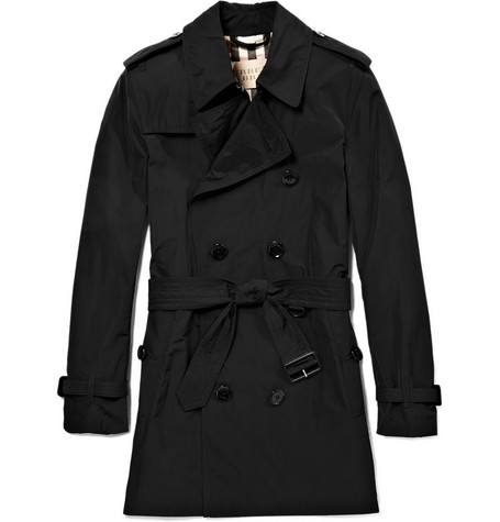 Burberry Brit Britton Showerproof Trench Coat