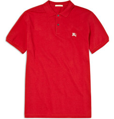 Burberry Brit Pique Polo Shirt
