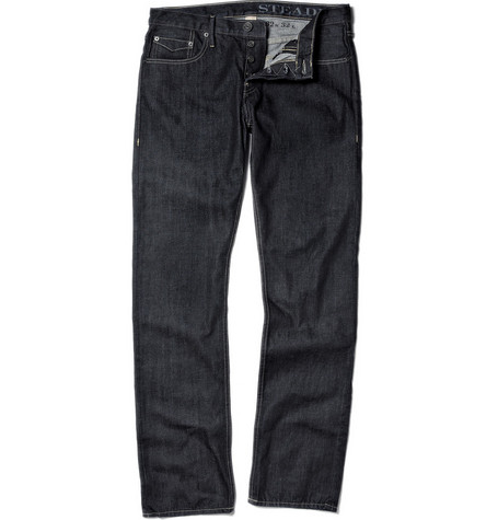 Burberry Brit Steadman Straight Jeans
