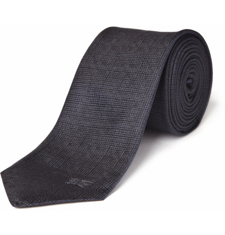 Burberry London Slim Silk Tie
