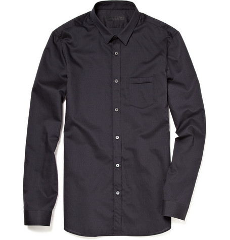 Burberry Prorsum Small Collar Shirt