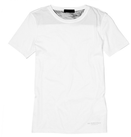 Burberry Prorsum Cotton T-shirt