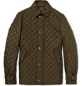 Burberry Prorsum - Quilted Military Jacket