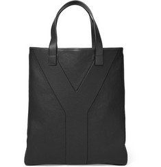 Yves Saint Laurent Coated Canvas Tote Bag