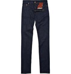 Yves Saint Laurent Skinny Fit Denim Jeans