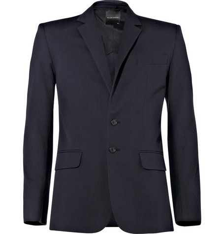 MR. by Roland Mouret Seersucker Suit Jacket
