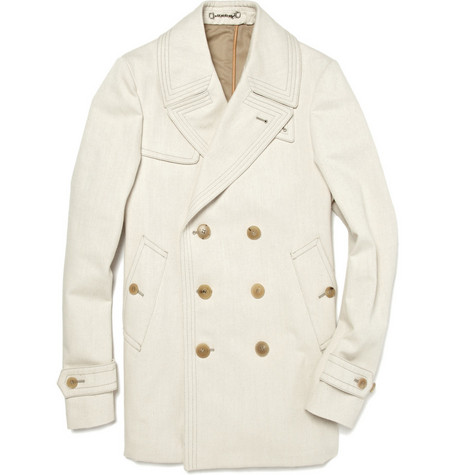 Gucci Cotton Pea Coat