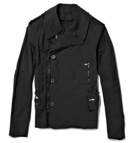 Lanvin Deconstructed Jacket
