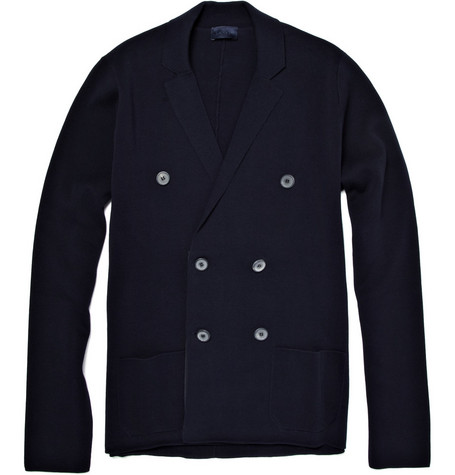 Lanvin Double-Breasted Cotton Cardigan