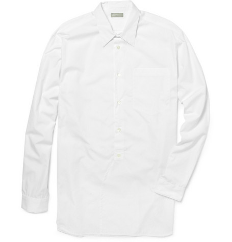 Margaret Howell White Cotton Shirt