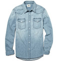 Acne Studios Cotton Denim Shirt