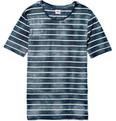 Acne Studios - Striped Tie-Dye Effect T-Shirt