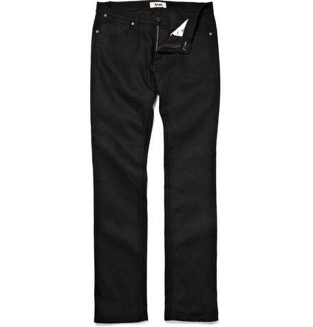 Acne Max Cash Slim Jeans