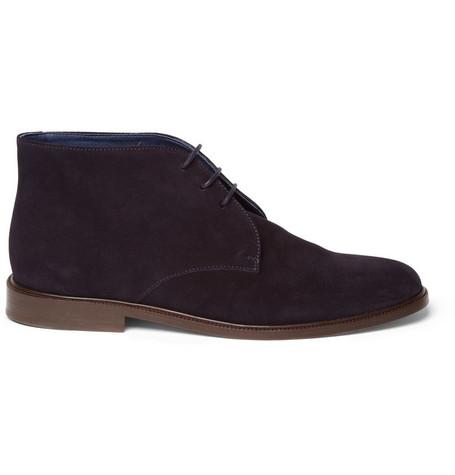 A.P.C.Suede Desert Boots
