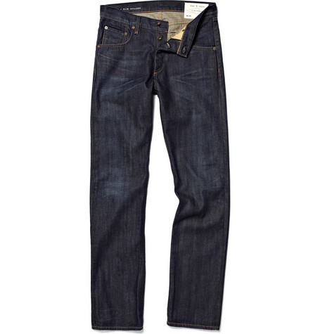Rag & bone RB15X Straight-Leg Jeans