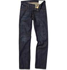 Rag & bone Slim-Fit Straight-Leg Jeans