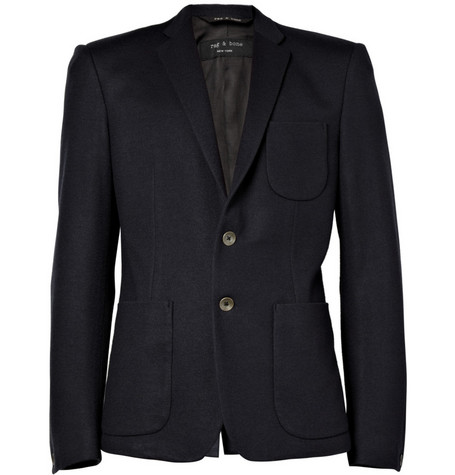 Rag & bone Dagger Single-breasted Blazer
