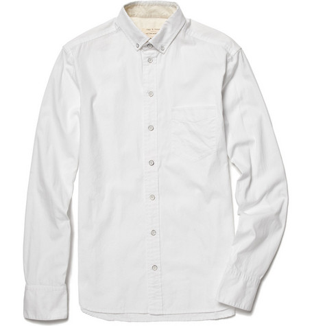 Rag & bone Button Down Oxford Shirt