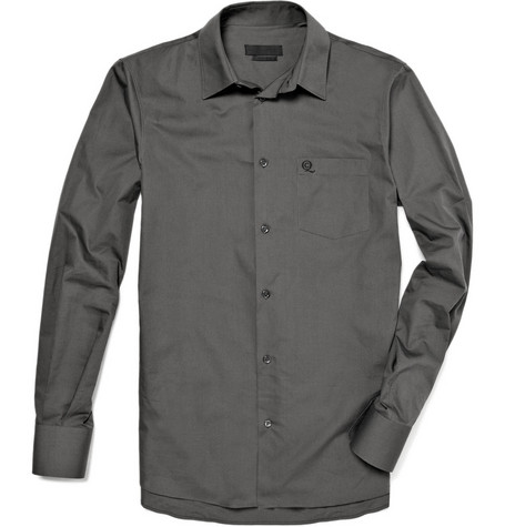 Alexander McQueen Cotton Shirt