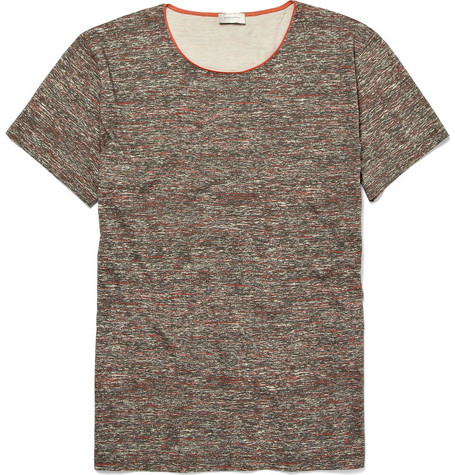 Balenciaga Marl Cotton T-shirt