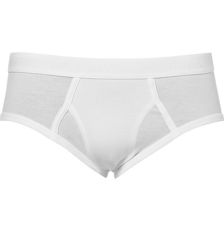 Sunspel Cotton Briefs