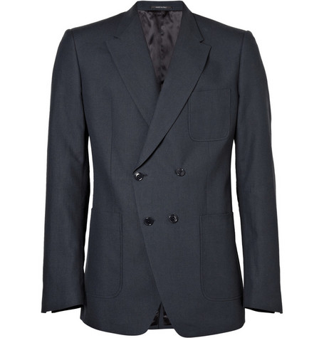 Viktor & Rolf Double-Breasted Blazer