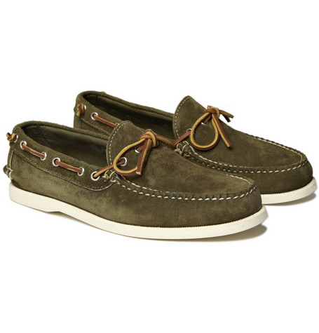 Ralph Lauren Shoes & Accessories Suede Boat Shoes