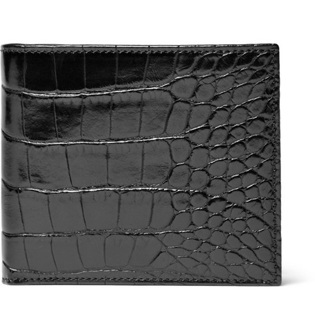 Ralph Lauren Shoes & Accessories Alligator Wallet