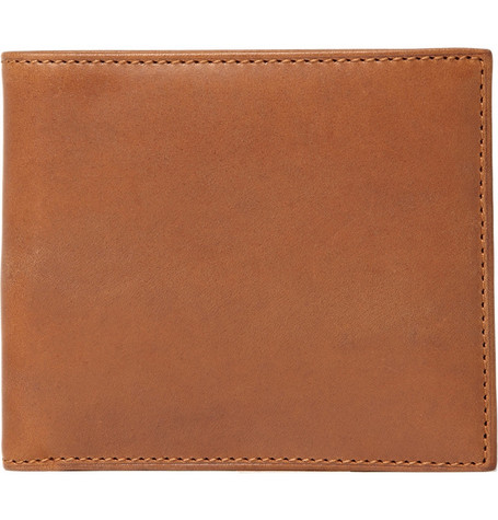 Ralph Lauren Shoes & Accessories Leather Billfold Wallet