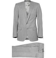 Ralph Lauren Black Label Anthony Pinstripe Wool Suit